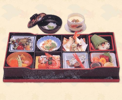 御祝儀本膳料理/お祝い箱膳