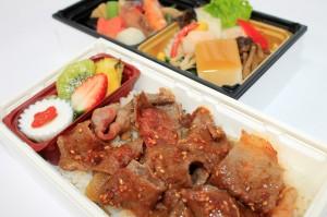 仙台牛焼肉弁当