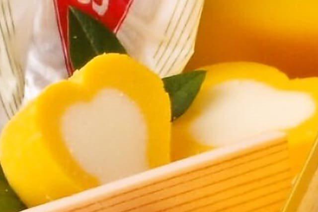 お食い初めの料理イメージ2松錦玉子